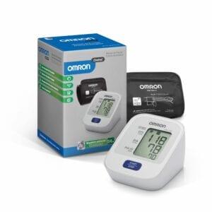 Monitor de Presión Arterial de Brazo Automático - Control Modelo HEM-7120