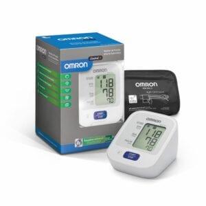 Monitor de Presión Arterial de Brazo Automático - Control + Modelo HEM-7121